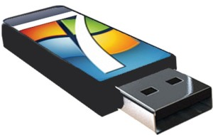 How to copy windows 7 to a USB drive