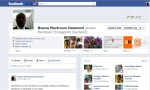 The new Facebook Timeline