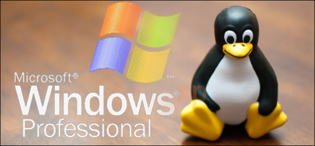 xp-to-linux