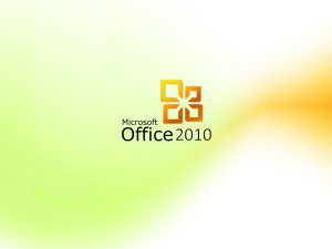 Try the Microsoft Office 2010