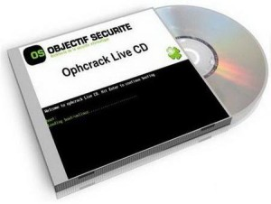How to recover forgotten Windows password using Ophcrack LiveCD