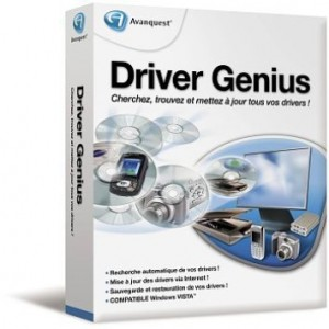 Driver Genius professional:how i update my system drivers