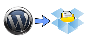 Backup WordPress blog to the cloud – Netmediablog
