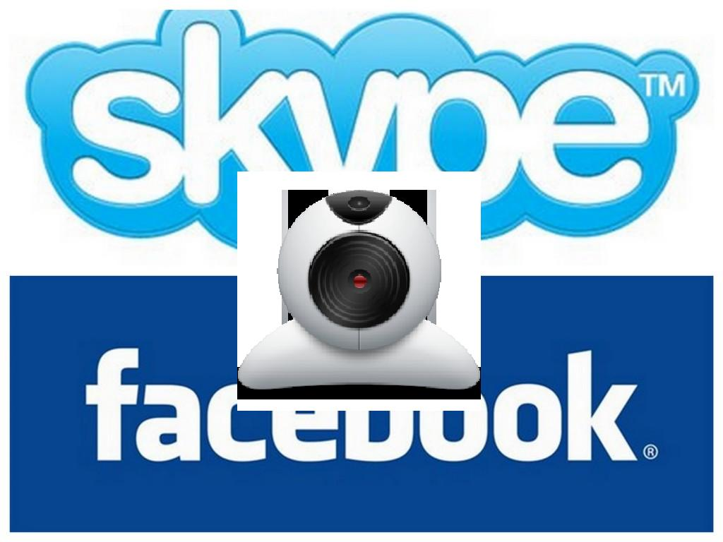 facebook video calling together with skype