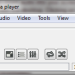 Record Screencast with VLC media player