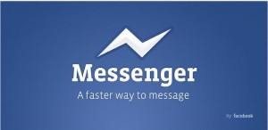 Facebook Messenger for Android: faster way to message on your Android