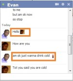 How to add Facebook profile picture into Facebook Chat