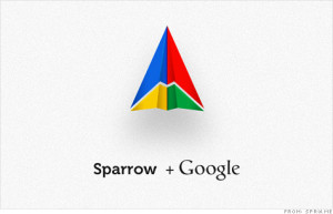 Did Google acquire Sparrow to retire it just like Meebo?