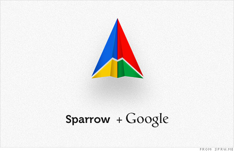 Google acquire Sparow