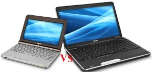 Netbooks Vs. Laptops: Things To Consider Before Buying