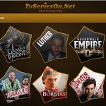 Watch TV series online on TVserieson.net