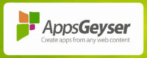 Create Android app for your blog with AppGeyser
