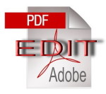 Edit PDF files online with PDFescape