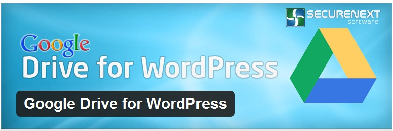 Google Drive for Wordpress
