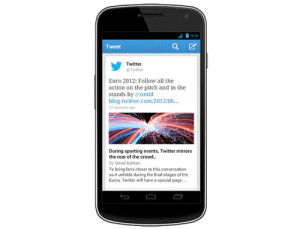 What can Twitter's New Mobile App offer?