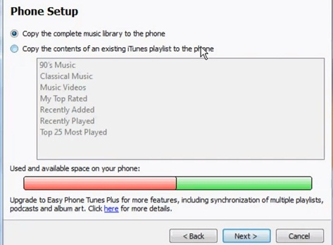 How to Sync iTunes with an Android Phone with easy phone tunes