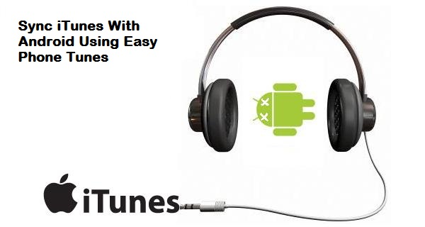Syncing iTunes with Easy Phone tunes