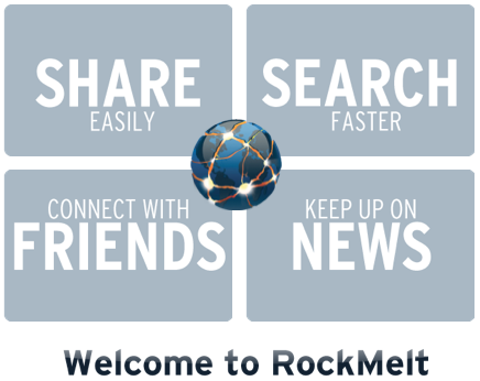 RockMelt Social Web Browser