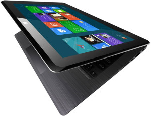 Asus Reveals a Lineup of Windows 8 Systems
