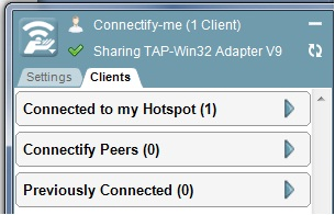 How to share your Pdproxy or Sandwich VPN with your wireless devices