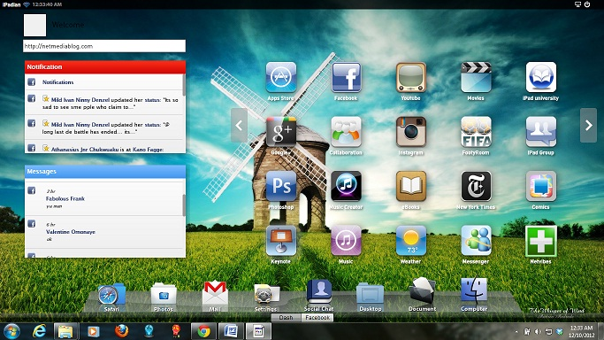 How to run iOS apps on PC with iPadian