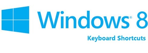Complete Windows 8 Keyboard Shortcuts