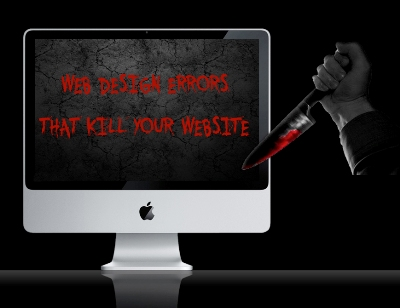 Mistakes that could be killing your website