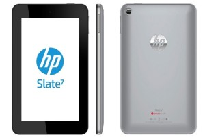 HP Slate 7 Joins the Mini-Tablet Race
