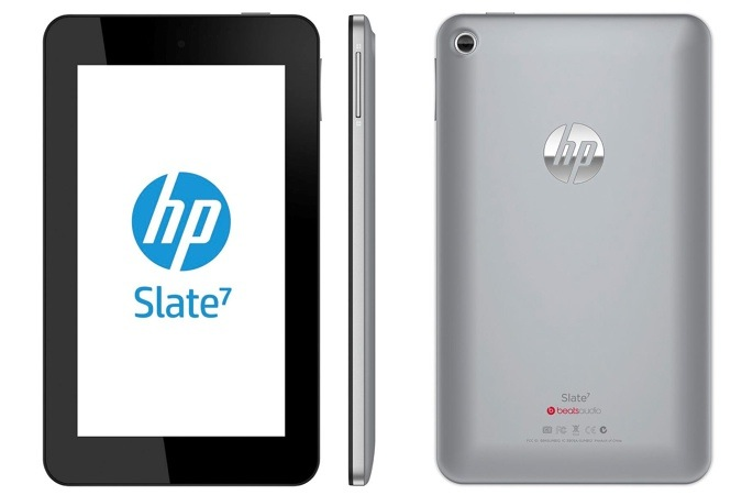 HP Slate 7 Specifications: