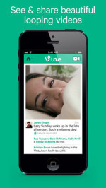 Twitter's New 'Vine' Video Streaming