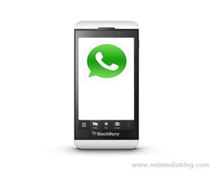 Cannot install Whatsapp on Blackberry Z10?