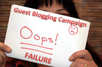 3 Silliest Guest Blogging Mistakes