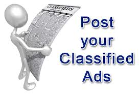Benefits of Placing Classifieds Online