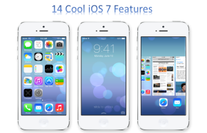14 Cool New iOS 7 Features You can't Miss