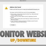 How to Monitor Blog Downtime