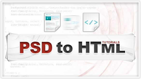 Free PSD to HTML Converter