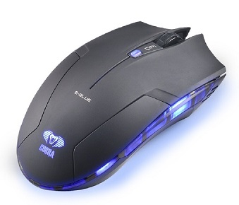 E-3lue Cobra - Top gaming mouse for computer gaming