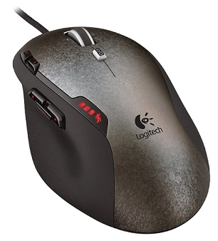 Logitech G500 - Top gaming mouse for computer gaming