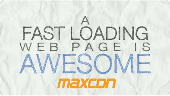 Make Your Website faster with MaxCDN
