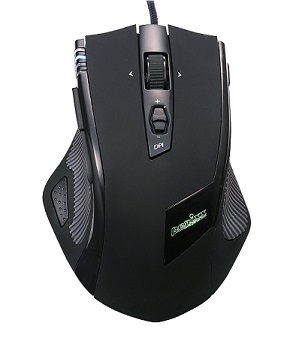 Perixx MX-2000B - Top gaming mouse for computer gaming
