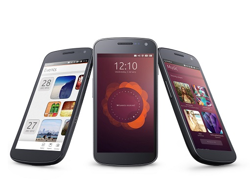 ubuntu mobile os - 5 Little known phone operating systems