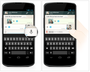 Whatsapp Introduces Push-To-Talk Messaging Feature