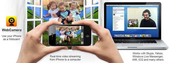 5 Apps that could turn your Smartphone into a WebCam