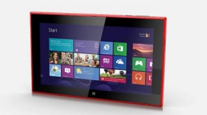 Nokia joins the tablet race with Nokia Lumia 2520