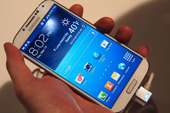 Samsung Galaxy S4 - The coolest gadgets you shouldn't miss in 2013
