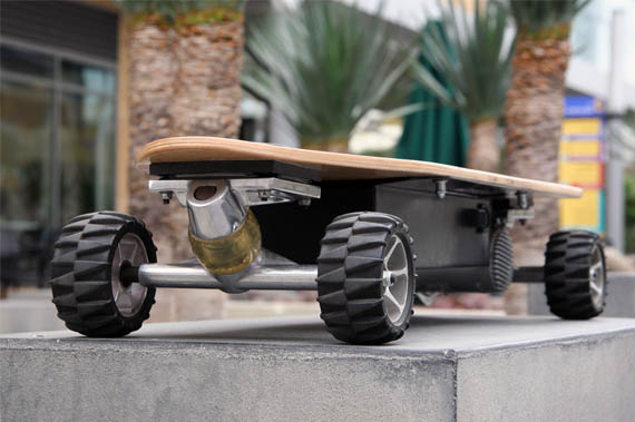 ZBoard - The coolest gadgets you shouldn't miss in 2013