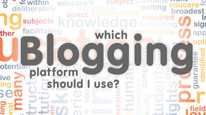 Which Blogging Platform should I use?