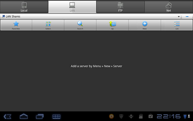 How to stream videos to Android tablet