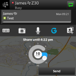 BBM 2.0 for Android now supports Gingerbread