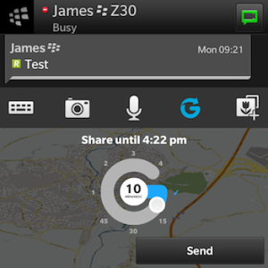 BBM 2.0 for Android now supports Gingerbread 2.3.x version.